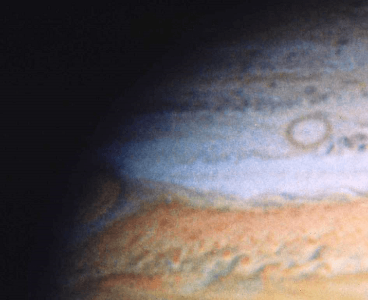 Hubbles-First-Observation-Of-Jupiter